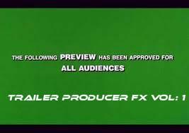 Trailer producer fx v.1