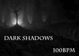 100 dark shadows