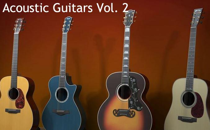 Soundation — Acoustic Guitars Volume 2