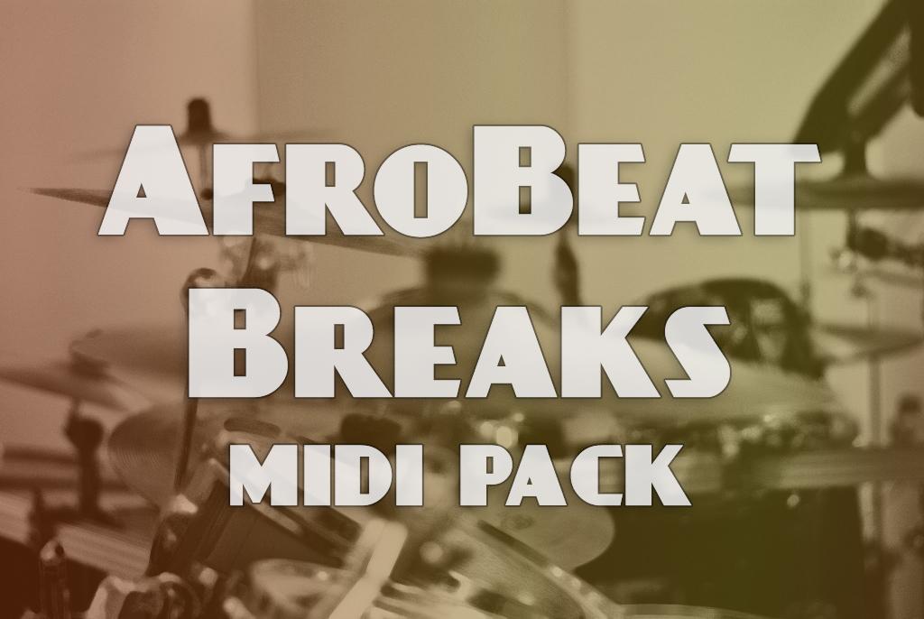 Soundation — AfroBeat Breaks MIDI