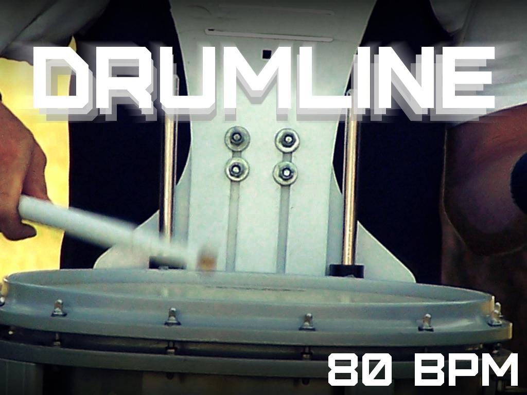 80 drumline