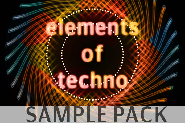 Elementsoftechno samplepack