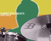 Funky soul beats midi
