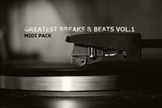 Greatest breaks beats vol1 midi