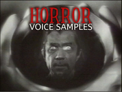 Horror voicesamples