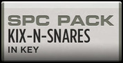 Spc pack kicksnsnares inkey