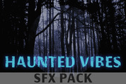Haunted vibes sfxpack