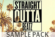 Straight outta beatz samplepack