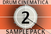 Drum cinematica vol2 sample pack