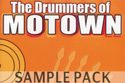Drummers of motown sample pack